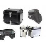 Case systems and accessories