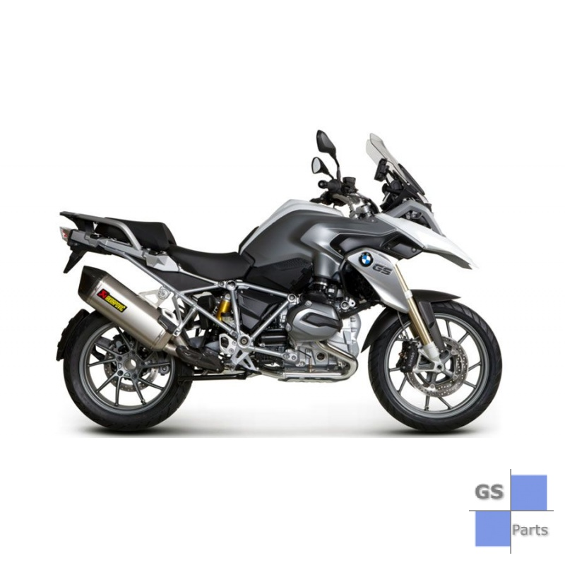 akrapovic slip on bmw r 1200 gs lc ab 2017 gs parts. Black Bedroom Furniture Sets. Home Design Ideas