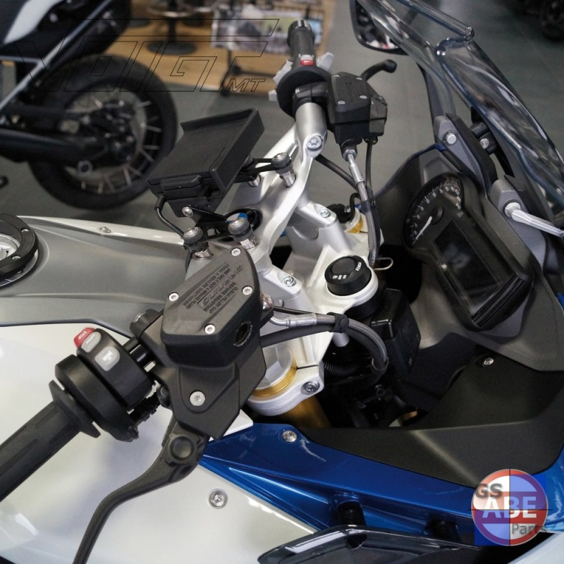 Handlebar Riser With Offset 30mm High And 21mm Closer For Bmw R 1200