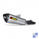 Akrapovic SLIP-ON-Linie 15-