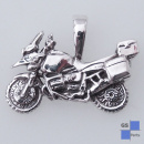 BMW R 1150 GS with Topcase