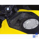 Wunderlich Carbon fibre battery cover - carbon
