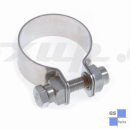 Stainless steel clamp 48mm