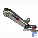 GPR Powercan Stainless Steel BMW R 1150 GS 1999-03 - ADV...