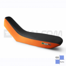 Sitzbankbezug Rally Hoch Black/Orange Racing