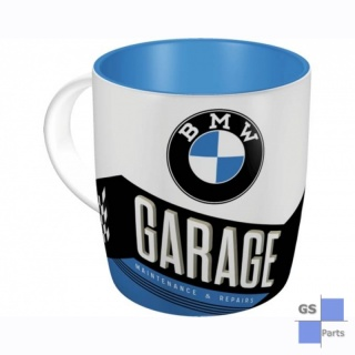 BMW Garage Tasse