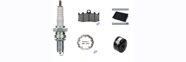 Spare and Wear Parts
