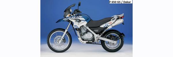 F 650 /GS/Dakar/ ST