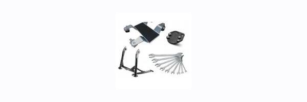 Lifter & Tools