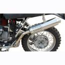ABE-Rear-Muffler for 2-Valve-Boxer R 65 / 80 / 100 GS /...