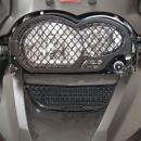 Oil cooler grills - black