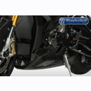 Wunderlich Belly pan - carbon to 2016