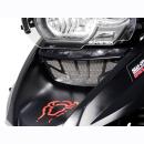 Oil Radiator Guard. Black. BMW R 1200 GS (09-) /...